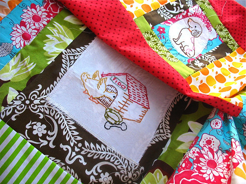 Peety's quilt