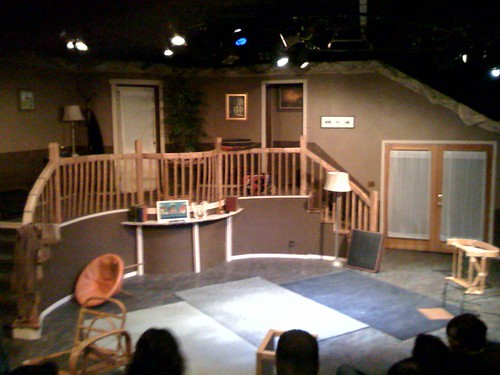 Fall of the House at Action Adventure Theater Theatre, Portland, Oregon