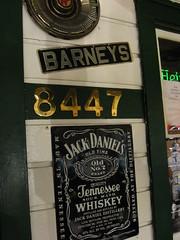 Barney's Beanery (mi. 9)