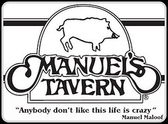 Manuel's Tavern Holiday Show