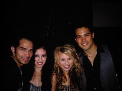 Diegodiego, G-Girlz & Michael Copon (gatolocomusic) Tags: music famous entertainment spanish international worldwide latin actor celebrities popular diegodiego