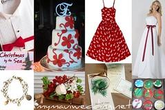 3058320748 fa855393fe m Baú de ideias: Casamento vermelho e branco