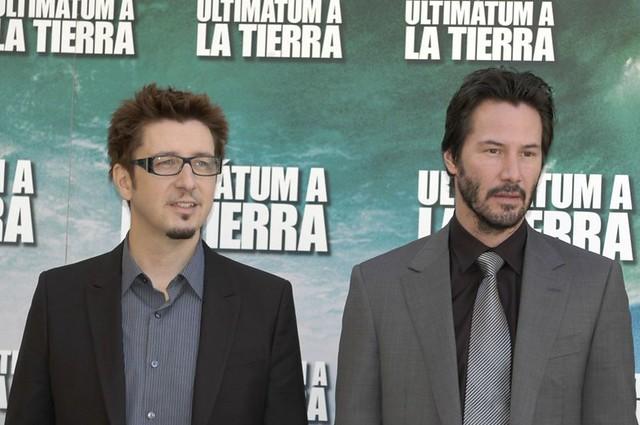 Scott Derrickson y Keanu Reeves visitan Madrid para presentar Ultimatum a la Tierra_10 by Cineando