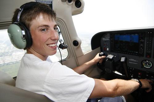 Pilot: Nick DeLuca