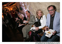 20081117_lgd_chd_110.jpg (charleshenridebeur) Tags: food canada art cooking photo cafe pain wine quebec montreal tableau cooks qc sofitel bouffe agnusdei pastis saq chocolat vins gastronomie gastronomy catering chefs traiteur ilestehelene victordiaz cuisinier evenement premieremoisson helenedechamplain sucreriedelamontagne oenologue maisoncakao charleshenridebeur 17novembre2008 lancementguidedebeur2009 guidedebeur fineprodcuts produitsfins thierrydebeur huguetteberaud soeurangele renedelbuguet confreriedesvigneronsdestvincent pierrefaucher stephanefaucher edithgagnon isabellehuot ricardcanada fatimahoudapepin neolfourcroy globalwinesandspirits chefdelannee restaurantdelannee