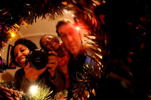 2008 Annual Family-Portrait-in-A-Christmas-Ball