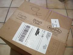 Knit Picks Shipment
