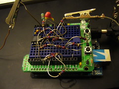 Gameboy Genius » Blog Archive » ModularDuino - An Arduino