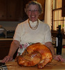 Grandma with Turkey (crop)