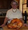 Grandma with Turkey (crop)