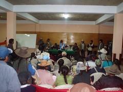 Juicio de la minera BHP Billiton Tintaya contra 74 pobladores en Espinar, Cusco