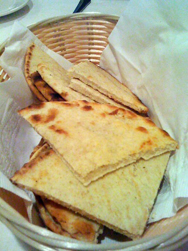 Pita Basket from Cafe Ephesus