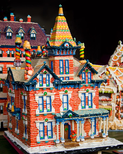 Gingerbread House :: CircleFest