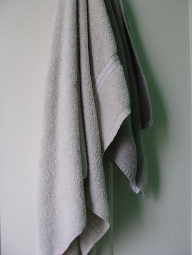 Draped Towel 01