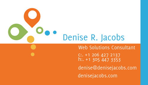 Consulting Business Cards Consultant Business Card