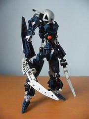 Psyker-117 (ZenFlow) Tags: lego bionicle mecha mech moc mechahub