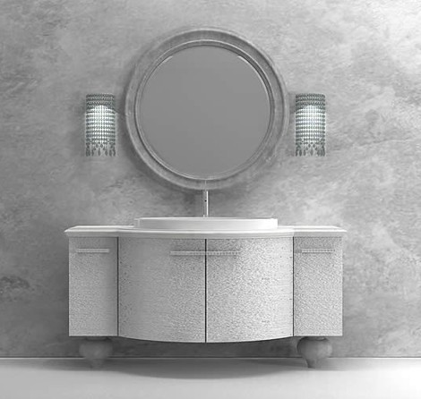 luxurious bathroom vanities