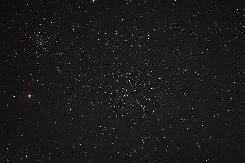 M38 star cluster