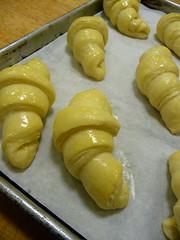 croissant pre bake