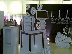 X-Board decorative booth
