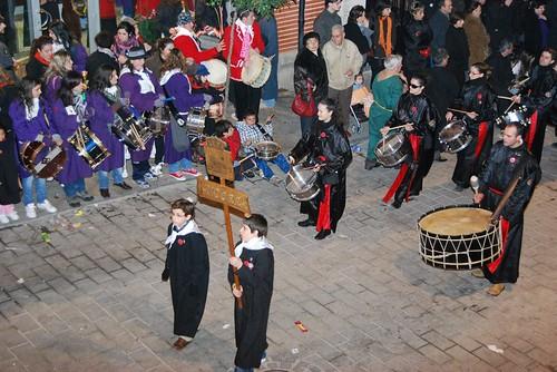 Desfile Jornadas Hellín - Andorra