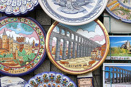 souvenirs-segovia