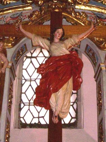Santa Librada em Astorga by Historiando, dia a dia - imagens