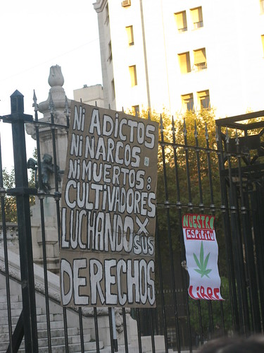Marcha Mundial Por La Legalizacion de La Marihuana