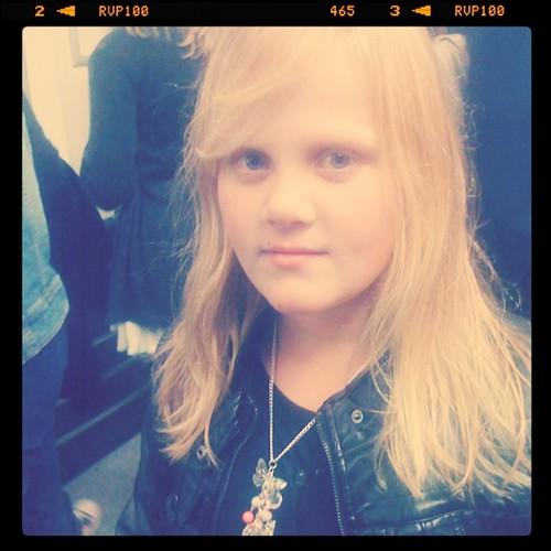 Sarah at Katy Perry concert