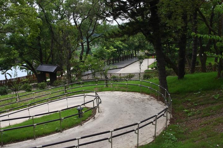 淡水和平公園、一滴水紀念館0011