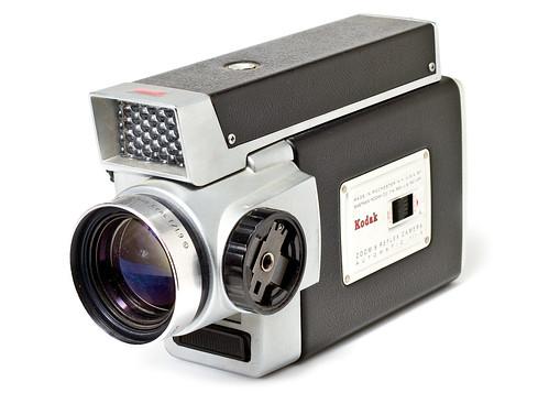 Kodak Zoom 8 Reflex Movie Camera
