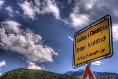83229 Aschau (alpenbild.de) Tags: sky mountain berg bayern bavaria himmel wolke wolken hdr clounds kampenwand  chiemgau aschau 3exp alpenbildde