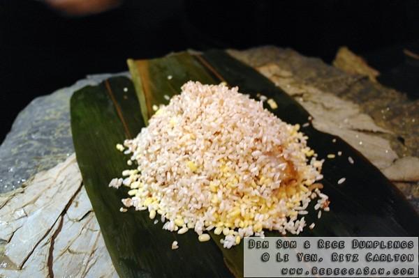 Dim Sum N Rice Dumplings At Li Yen Ritz Carlton-13