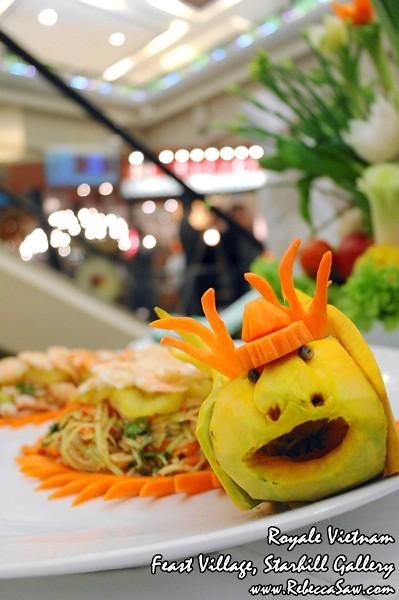 Royale Vietnam - Feast, Starhill Gallery-03