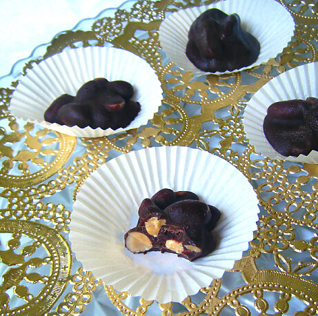 Healthy Peanut Clusters