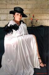 La Dama del Sombrero (Frank Ramos) Tags: woman girl lady maria sombrero dama rodriguez