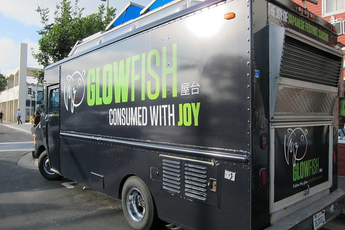 Glowfish Truck: Exterior