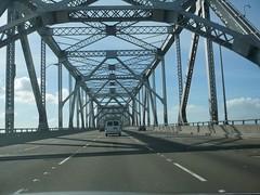 Interstate 80 Westbound on the Bay Bridge in Oakland (bigmikelakers) Tags: bridge oakland bay interstate 80 westbound