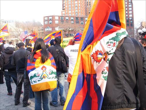 Free Tibet Rally