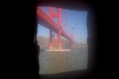 ggb from inside ft pt (jaygrenfell) Tags: sanfrancisco goldengatebridge fortpoint presidio ftpoint