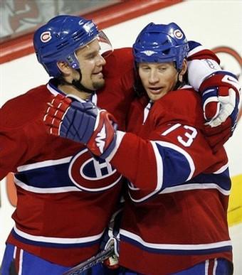 Devils Canadiens Hockey