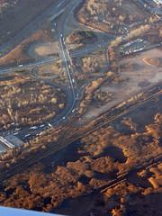 Newark Turnpike (omkevin) Tags: river nj aerial newark aerials aerialnj