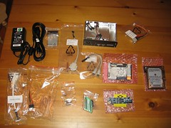 Via Artigo Box contents