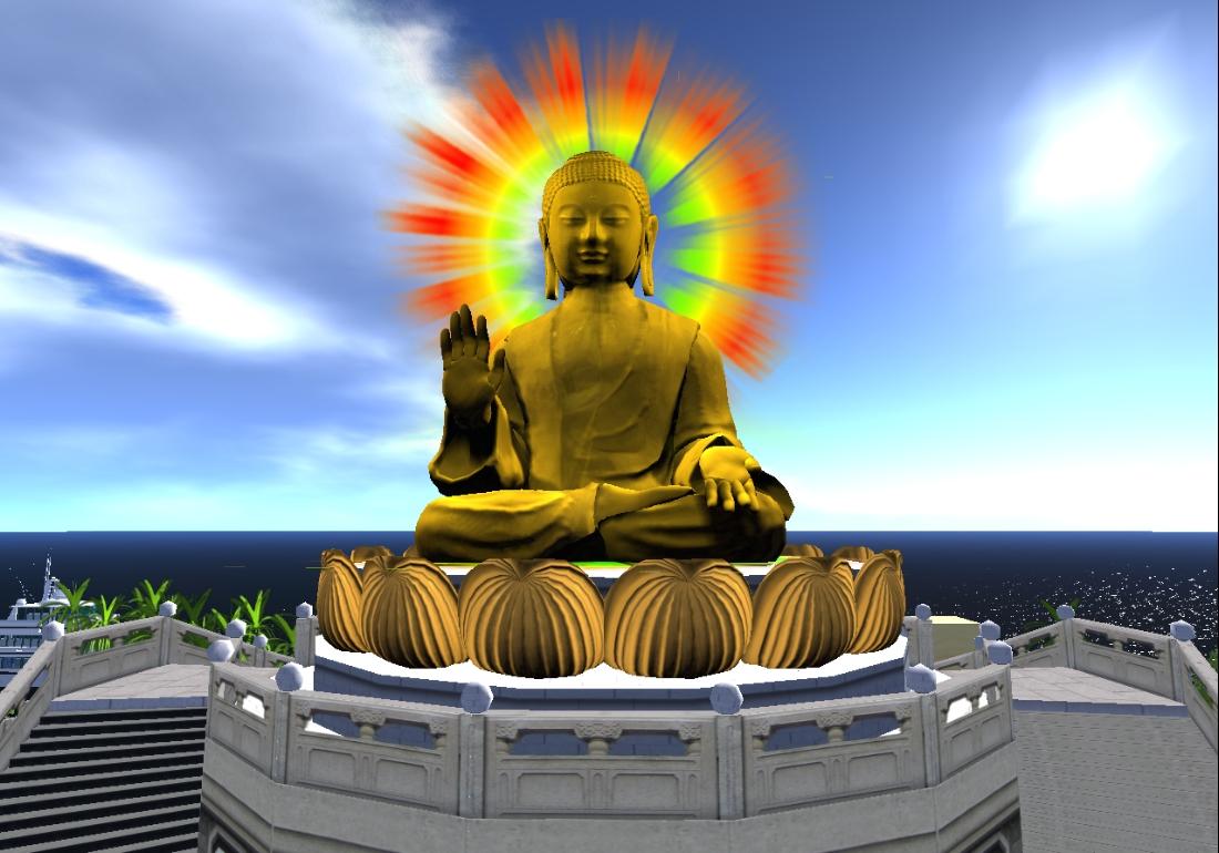 Hong Kong Island SIM Buddha