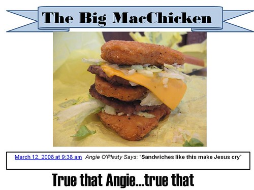 The Big MacChicken