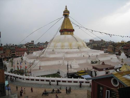 Boudhnath Stupa, Nepal