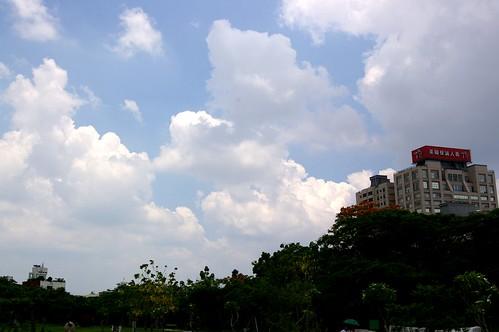 我所看到的『天空』
