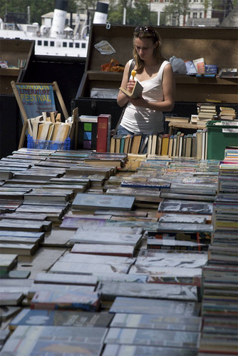 Southbank Centre Book Market 04