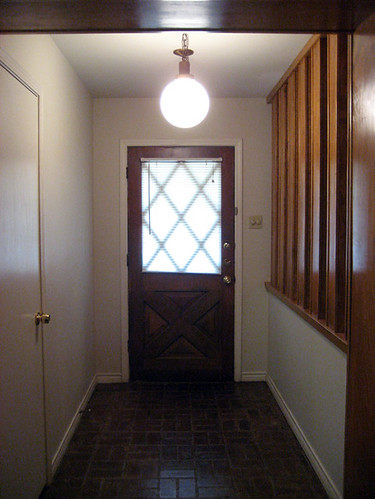 hallway old