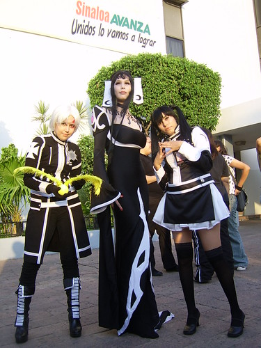 D Gray Man lenalee Cosplay Fotos